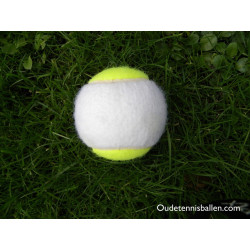 Wit/gele Tennisbal