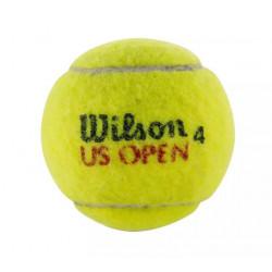Wilson US OPEN GEEL 4 STUKS