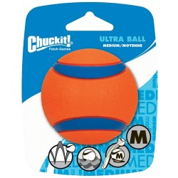 Chuckit Ultra Ball M 6 cm 1...