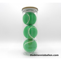 Tennis balls colors - green