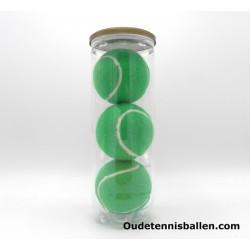 Tennisbälle Farben - grün