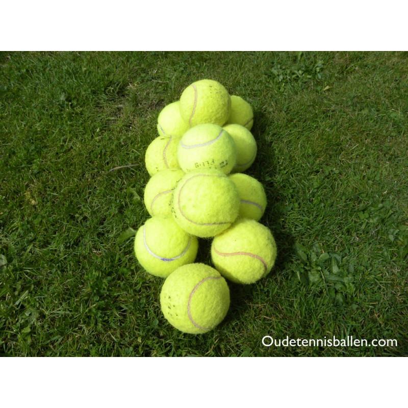 12 tennisballen