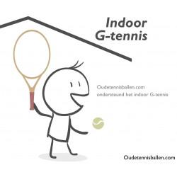 Doneer  €1,- voor het Indoor G-tennis