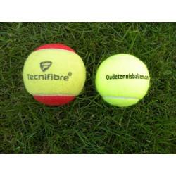 (XL) zachte tennisbal, Stage3