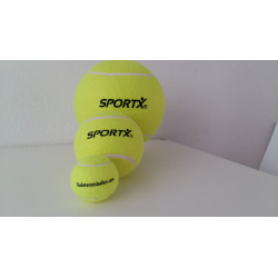 SportX Jumbo tennisbal L - 13 CM