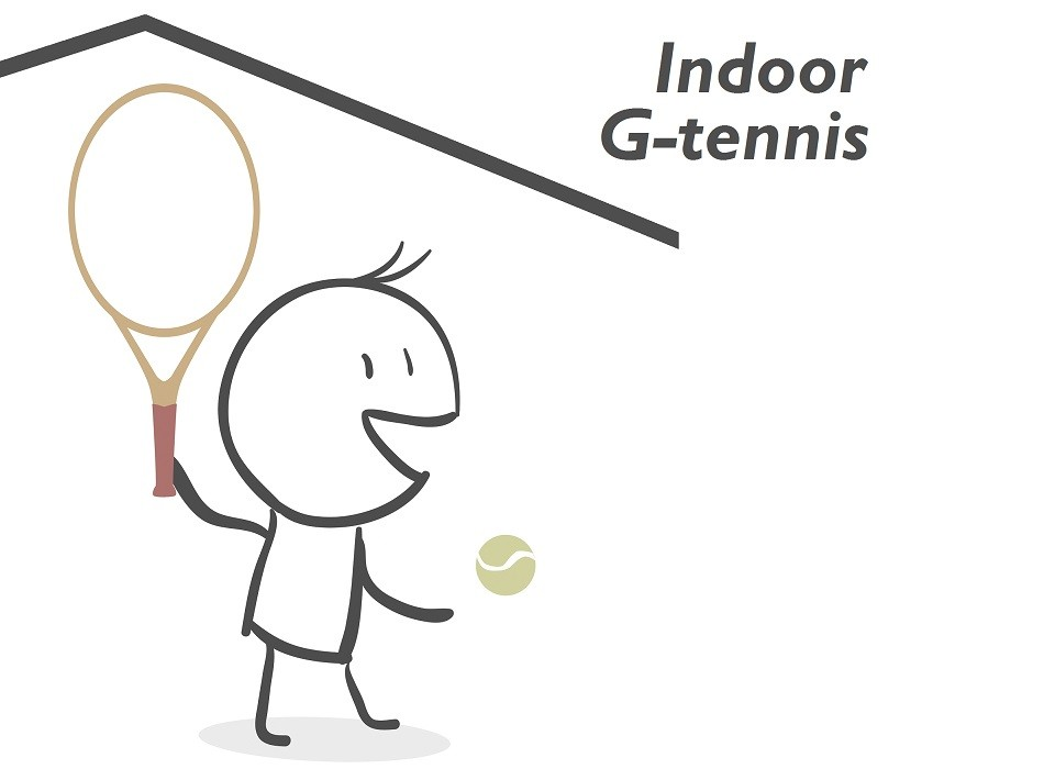 G-tennis indoor tennis
