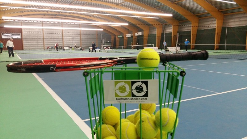 Indoor tennishal-contract 2018 -2019