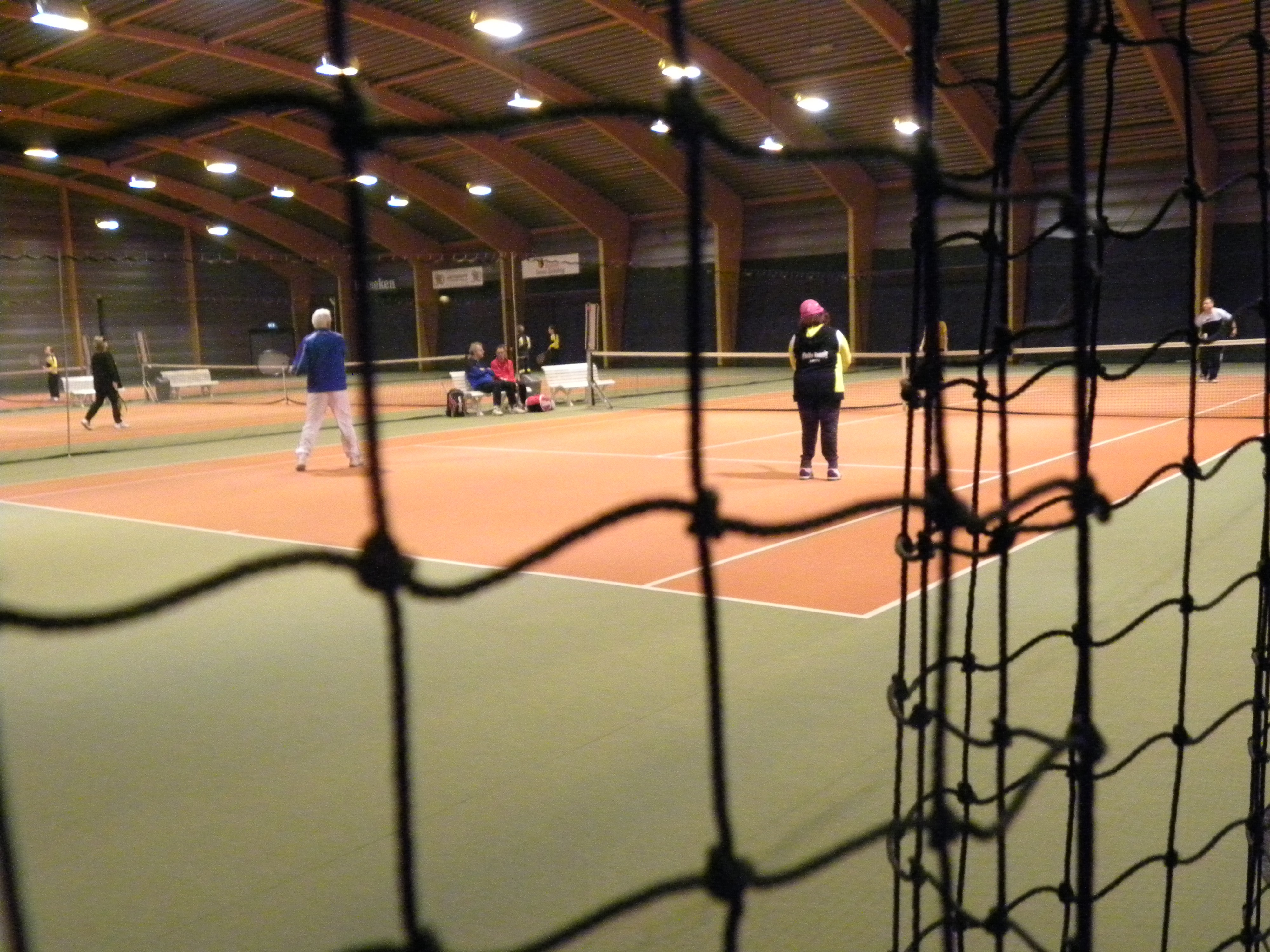 Save the date!! 2 februari 2019 is ons 4e Indoor G-tennistoernooi.